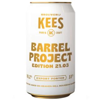 Barrel Project 21.03 - Brouwerij Kees