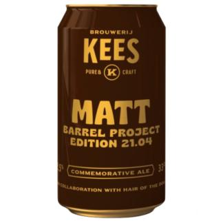 Barrel Project 21.04 Matt - Brouwerij Kees