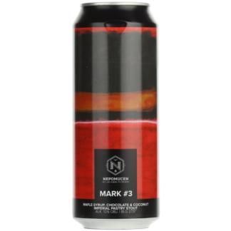 MARK #3 - Maple Syrup, Chocolate & Coconut - Browar Nepomucen