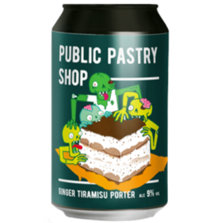 Public Pastry Shop - Reketye Brewing