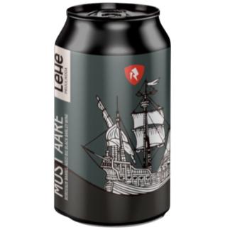 Must Aare - Rock City Brewing en Lehe Pruulikoda