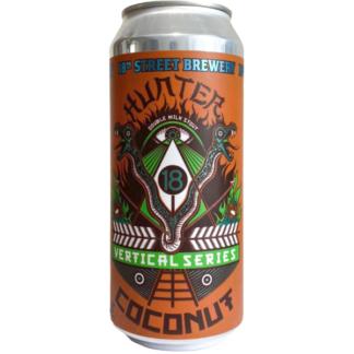 Hunter Coconut - 18th Street Brewery