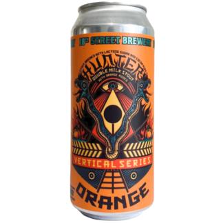 Hunter Orange - 18th Street Brewery