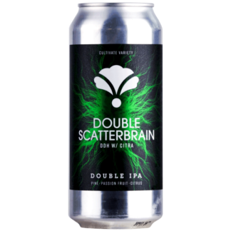 Double Scatterbrain DDH W/ Citra - Bearded Iris Brewing