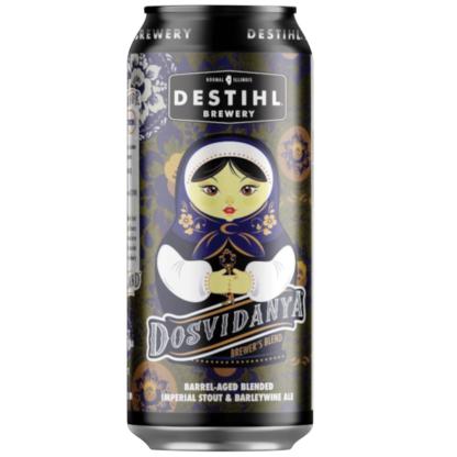 Dosvidanya Brewer's Blend (2020) - Destihl Brewery