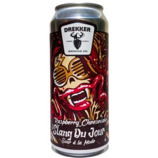 Slang Du Jour - Raspberry Cheesecake - Drekker Brewing Co.