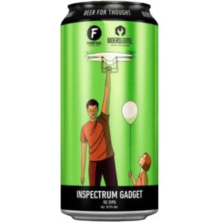 Inspectrum Gadget - Brouwerij Frontaal & Moersleutel