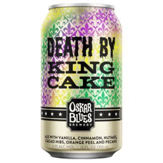 Death By King Cake - Oskar Blues
