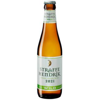 Straffe Hendrik Wild 2021 - Brouwerij De Halve Maan