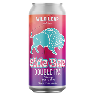 Side Bae HBC630 Double IPA - Wild Leap