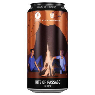 Rite of Passage - Brouwerij Frontaal & Folkingebrew