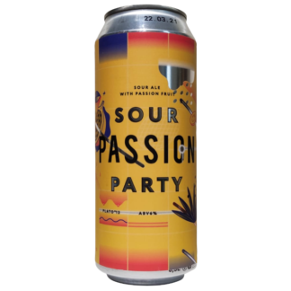 Sour Passion Party - Stamm Brewing