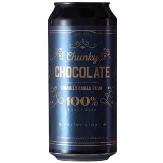 Chunky Chocolate - Attik Brewing & Cervesa Guineu