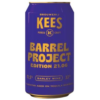 Barrel Project 21.06 - Brouwerij Kees