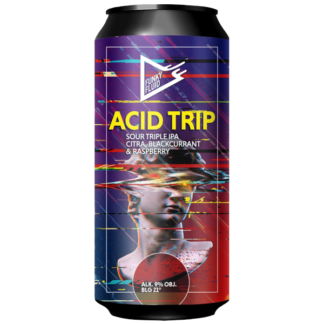 Acid Trip: Citra, Black Currant & Raspberry - Funky Fluid