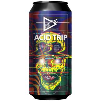 Acid Trip: Galaxy, Dragon Fruit & Passion Fruit - Funky Fluid