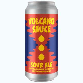 Volcano Sauce - Aslin Beer Co. & Fuerst Wiacek