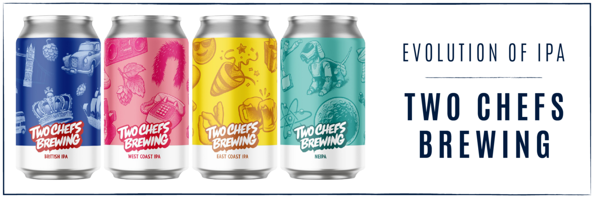 Evolution of IPA – Two Chefs Brewing