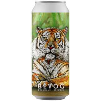 Extinction Is Forever! Sunda Tiger - Bevog