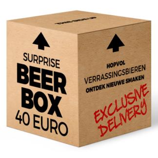 Surprise Beer Box 40 euro