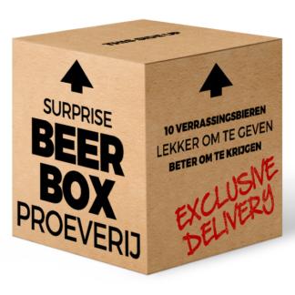 Surprise Beer Box Proeverij