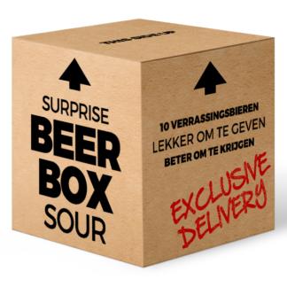 Surprise Beer Box Sour