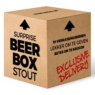 Surprise Beer Box Stout
