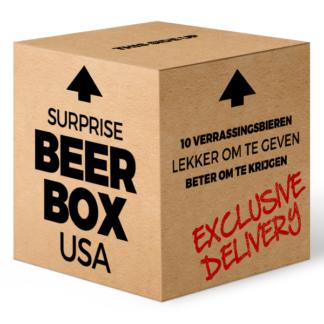 Surprise Beer Box USA