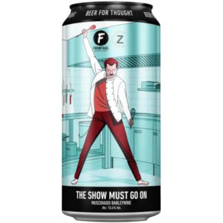The Show Must Go On - Brouwerij Frontaal