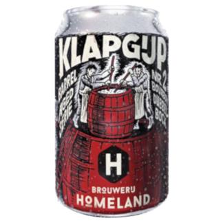 Klapgijp #2 - Brouwerij Homeland