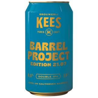 Barrel Project 21.07 - Brouwerij Kees