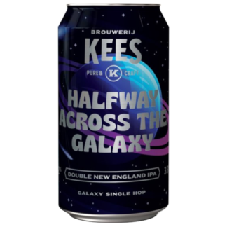 Halfway Across the Galaxy - Brouwerij Kees