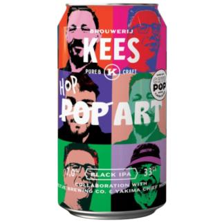 Pop Art - Brouwerij Kees