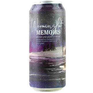 Warming Hut Memoirs - Humble Forager