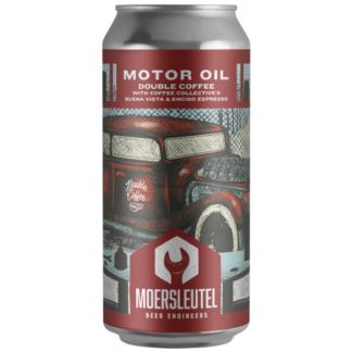 Motor Oil Double Coffee - Moersleutel