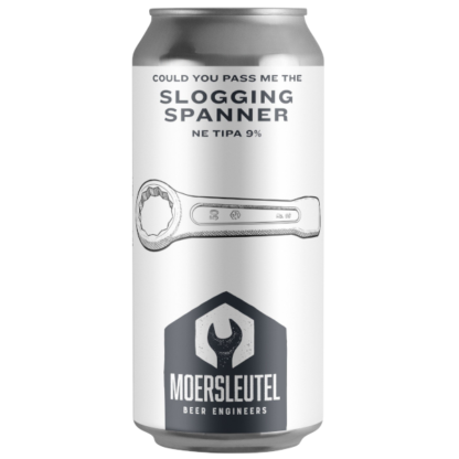 Could You Pass Me The Slogging Spanner - Moersleutel